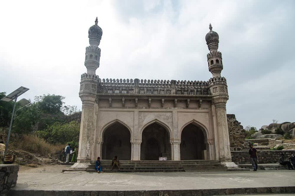 Mosque india