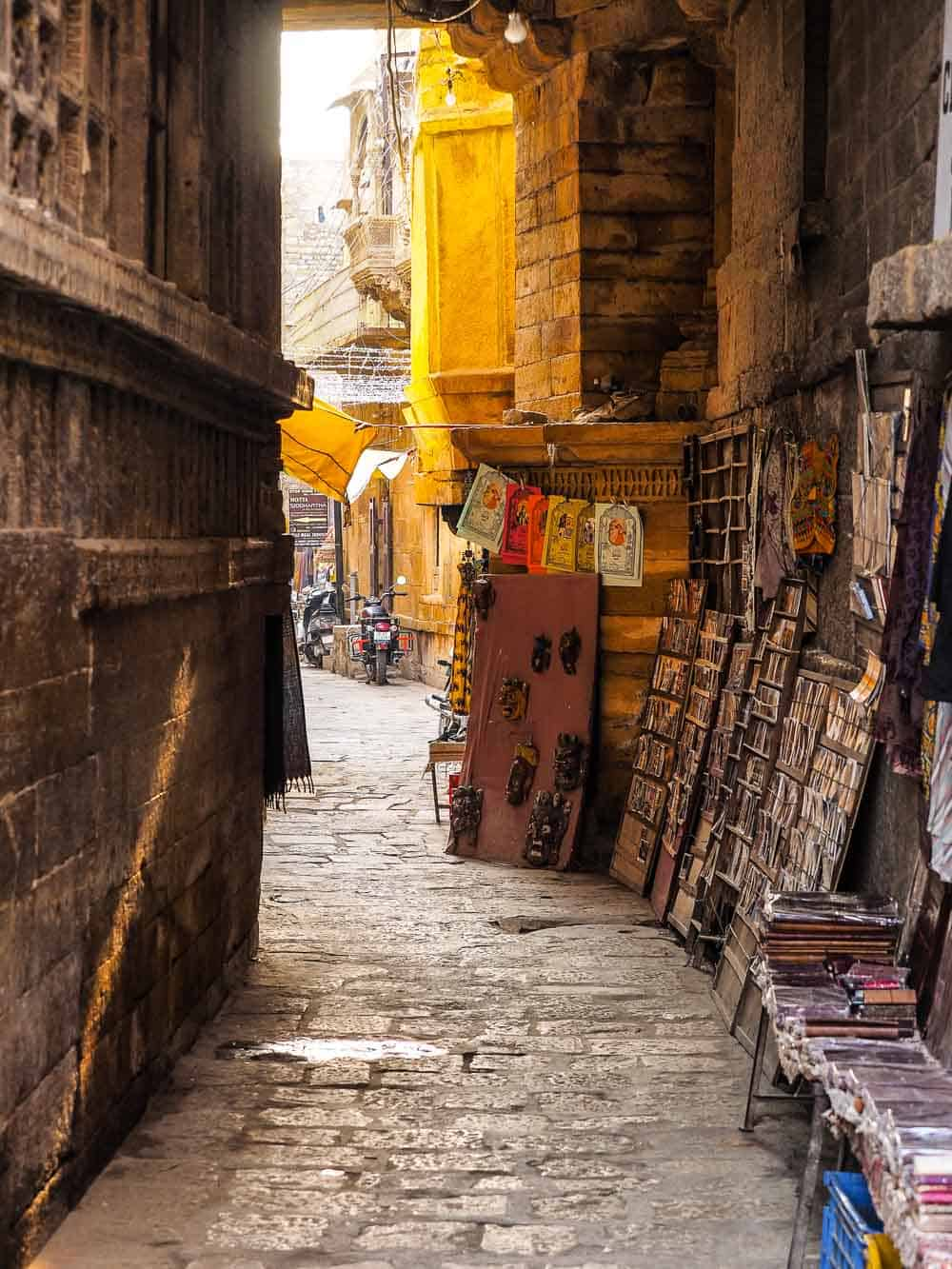 Jaisalmer Fort india