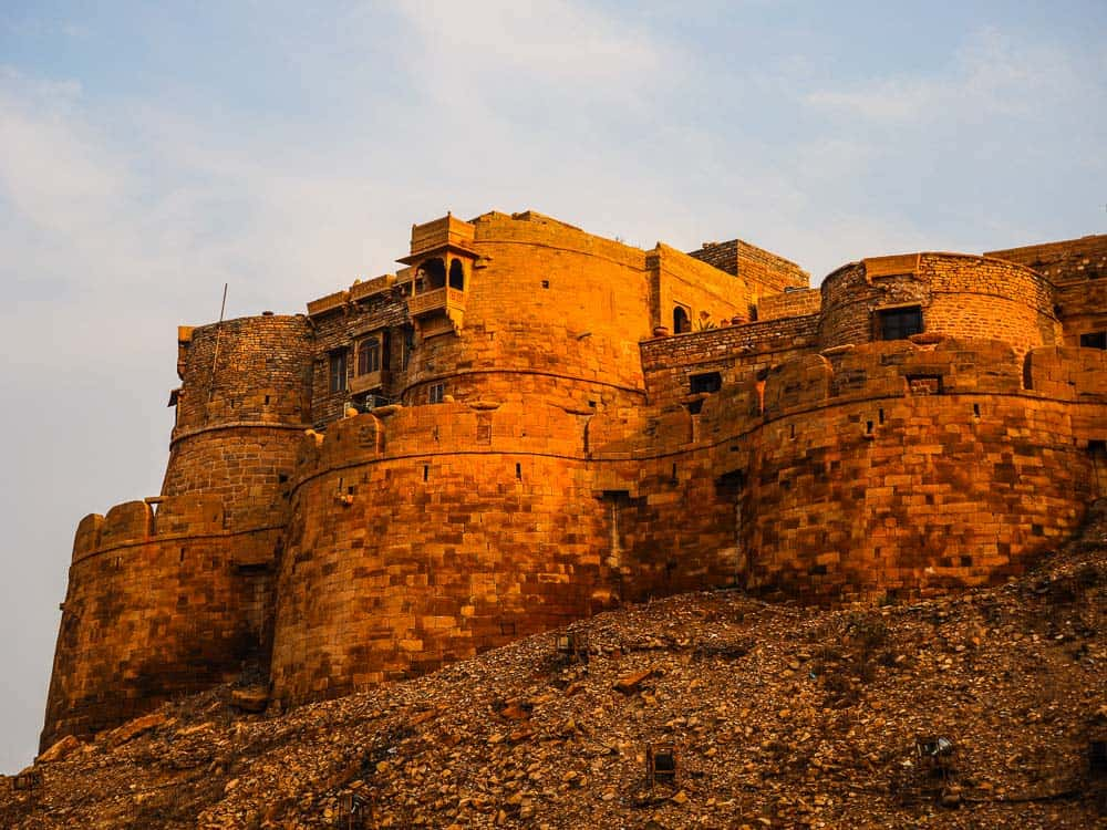 Jailsamer fort