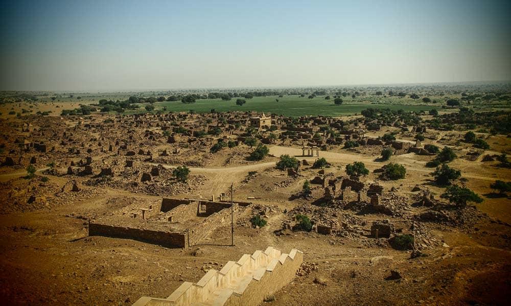 Kuldhara india ghost town