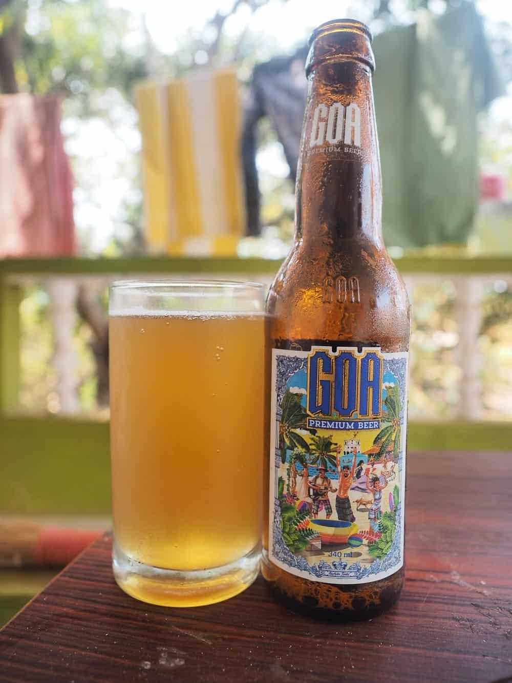 India Goa craft beer