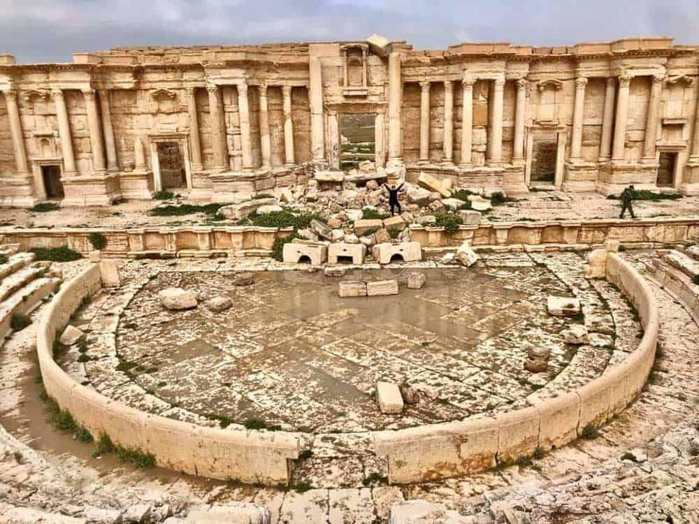 Palmyra Syra