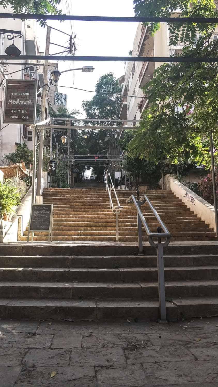 St Nicholas Stairs beirut