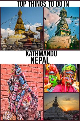Travel Guide to Kathmandu the capital of Nepal
