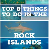 top things to do in the Rock Islands in Palau