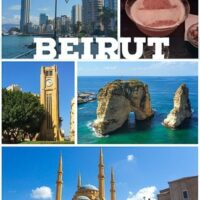 Travel Guide To Beirut the beautiful capital of Lebanon and home to the best nightlife in the middle east