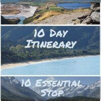 New Zealand South Island Itinerary 10 Days |10 Essential Stops