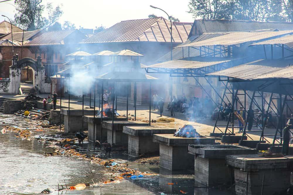 Pashupatinath Temple katmandu