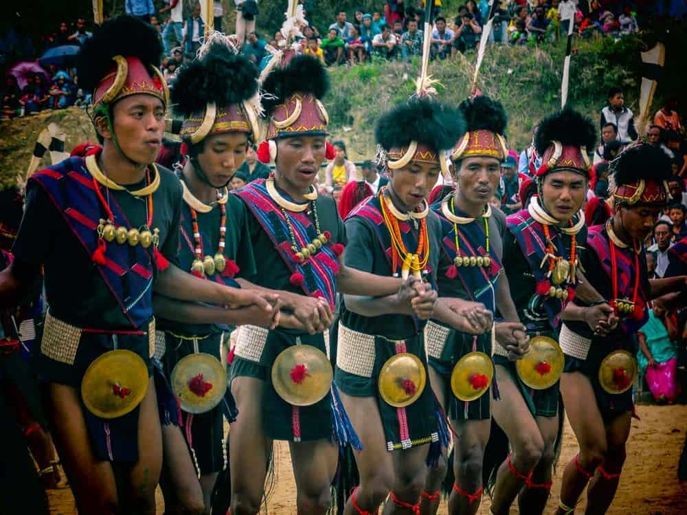 Aoleang festival nagaland