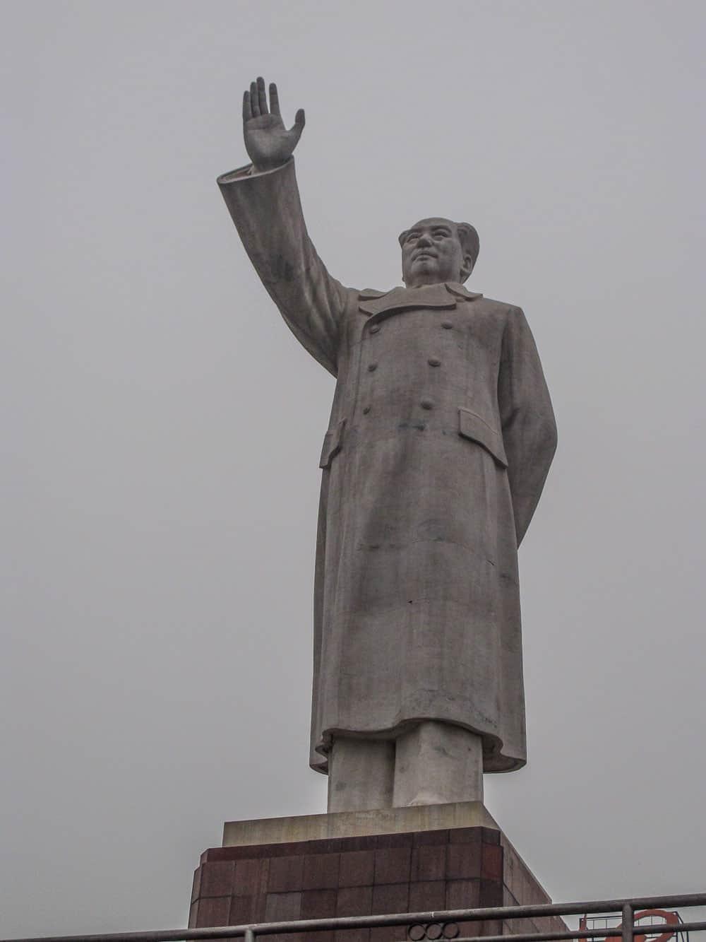 mao chengdu statute