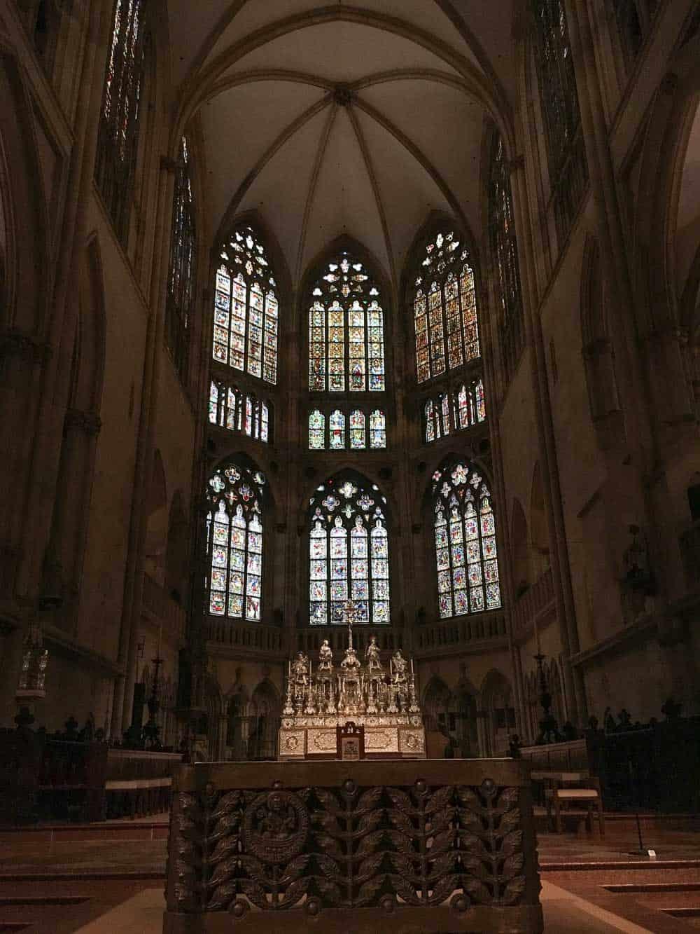 Regensburg ST. PETER'S CATHEDRAL