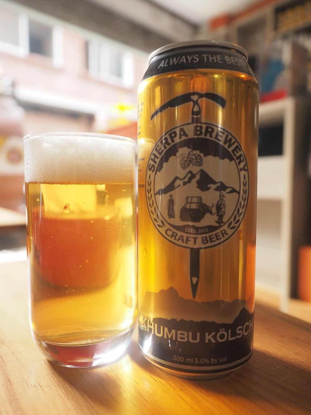 nepal craft beer