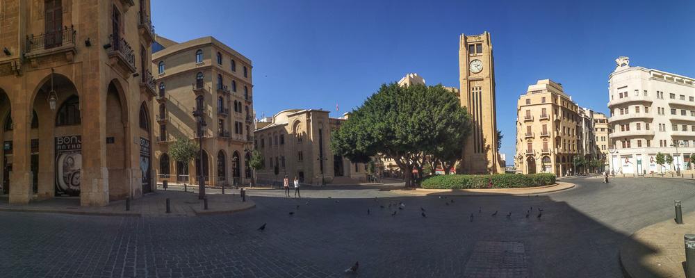 Nijmeh Square beirut