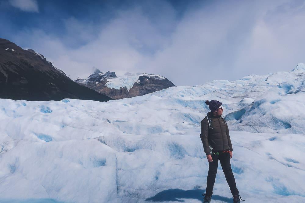 Perito Moreno from Ice Trek