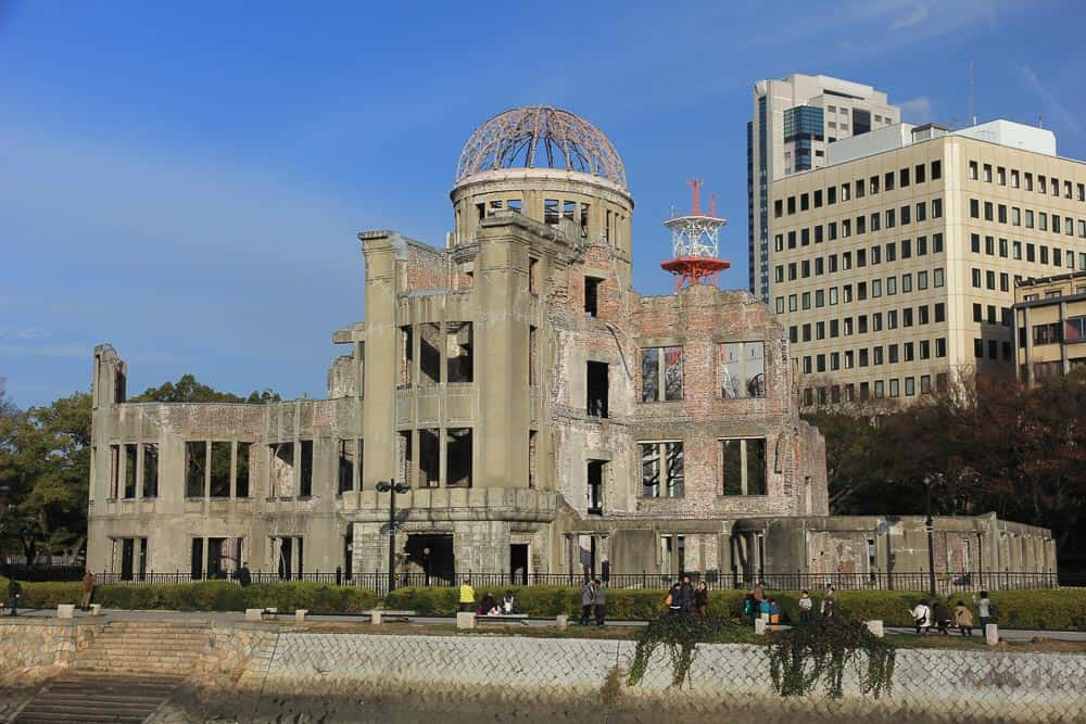 The Atomic Dome