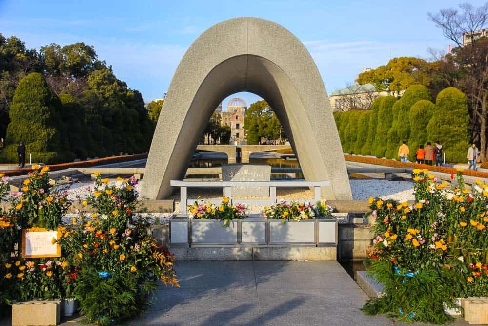 Hiroshima's Peace Memorial Park