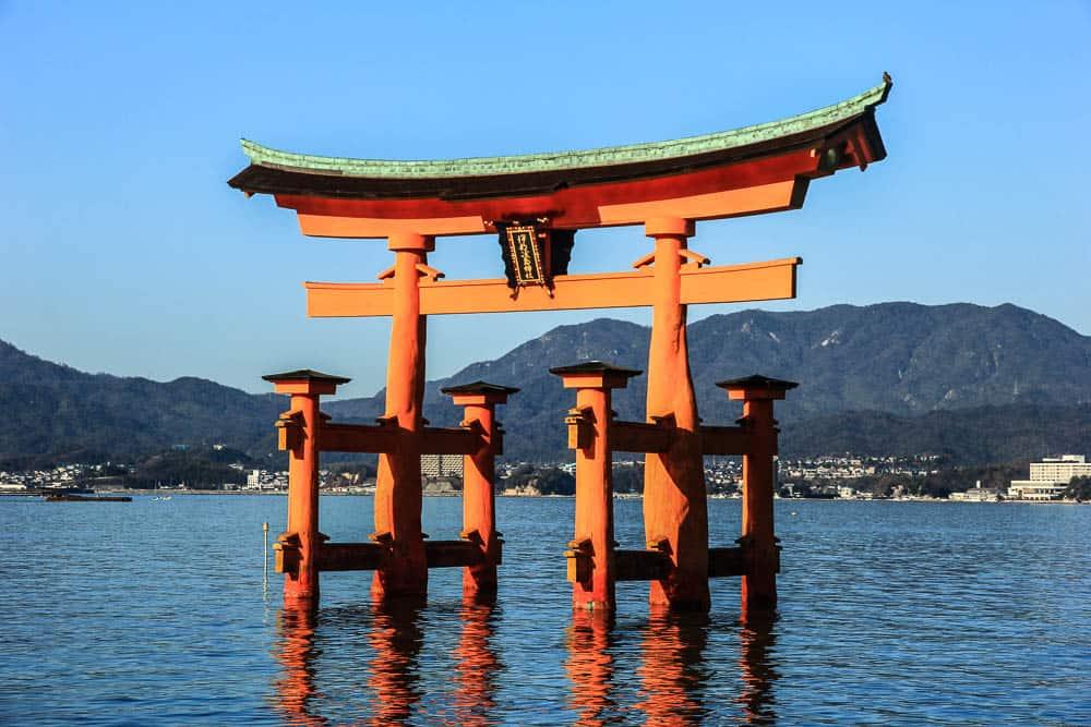 Itsukushima japan