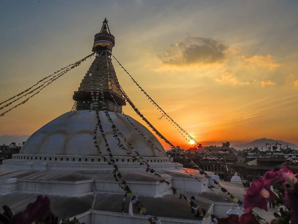 Boudhanath/Bouddha