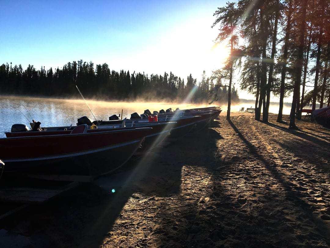 Thunder bay canoe trip