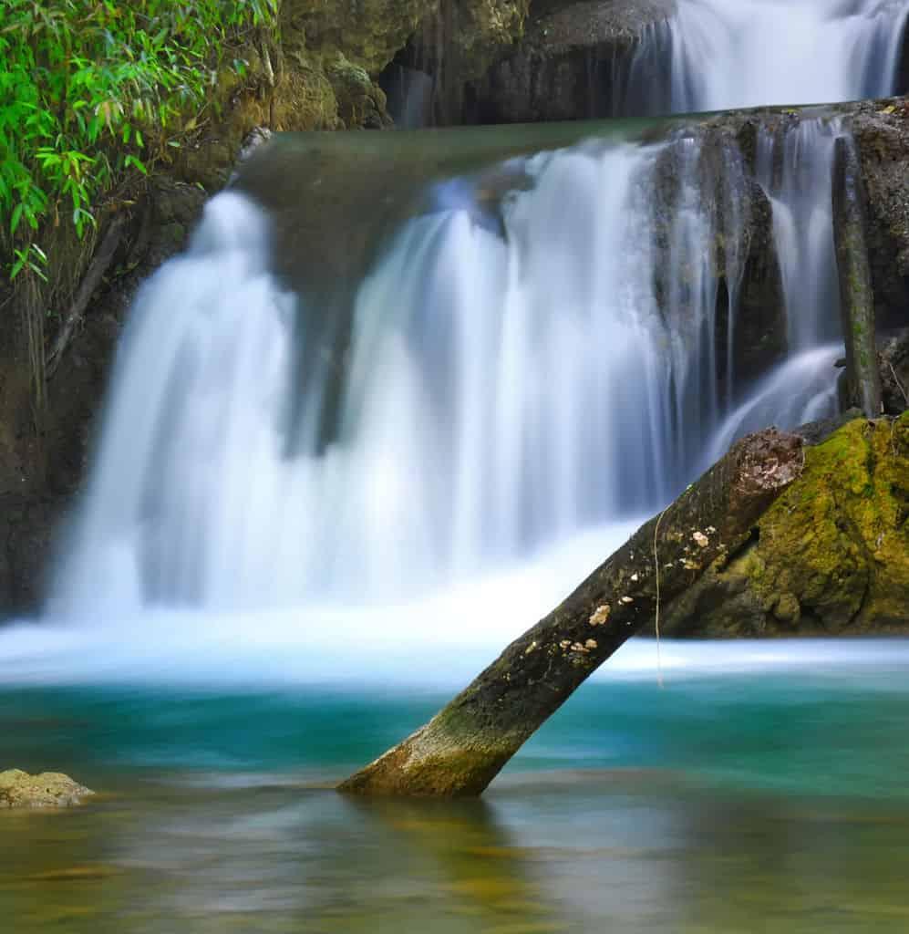 Y.S. Falls, South Coast jamaica