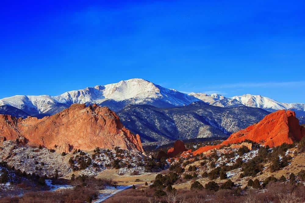 Pikes Peak denver colorado