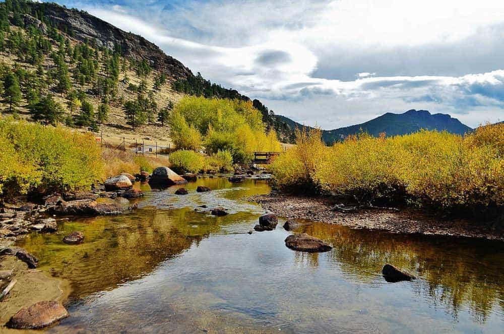 ocky Mountain National Park and Estes Park an easy daytrip from Denver