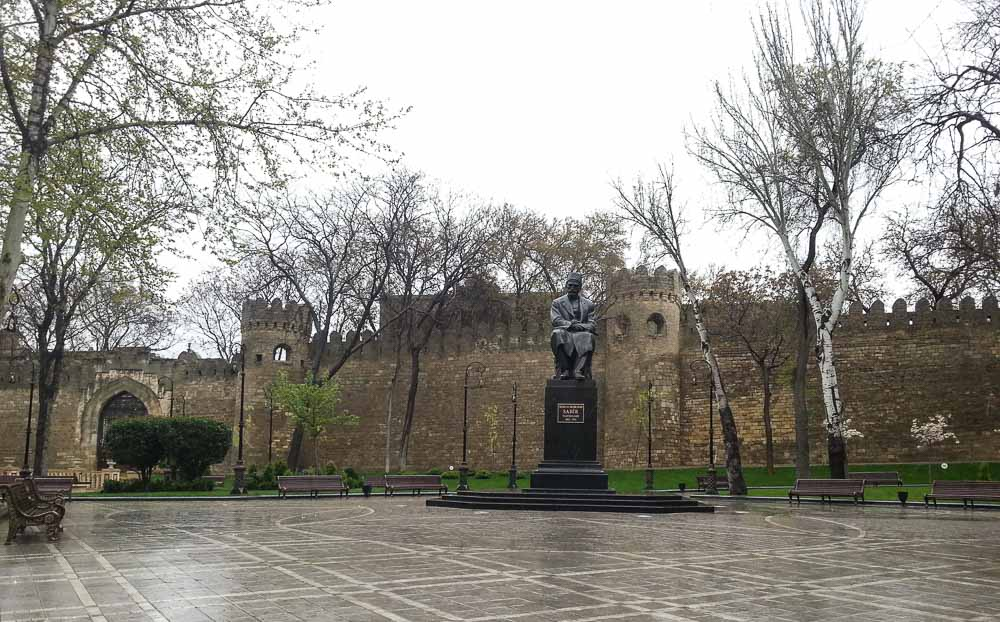 Baku's Ancient Walled City