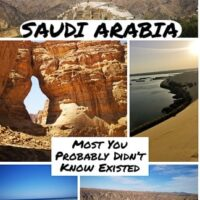 Travel guide to all the best places that you should visit in Saudi Arabia