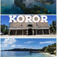 Travel Guide and top things to do in Koror the largest city in Palau