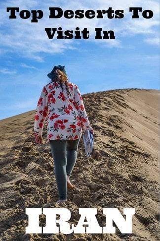 Top desert to visit in Iran