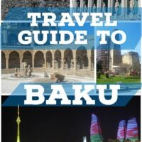 Travel guide to baku the capital of Azerbaijan