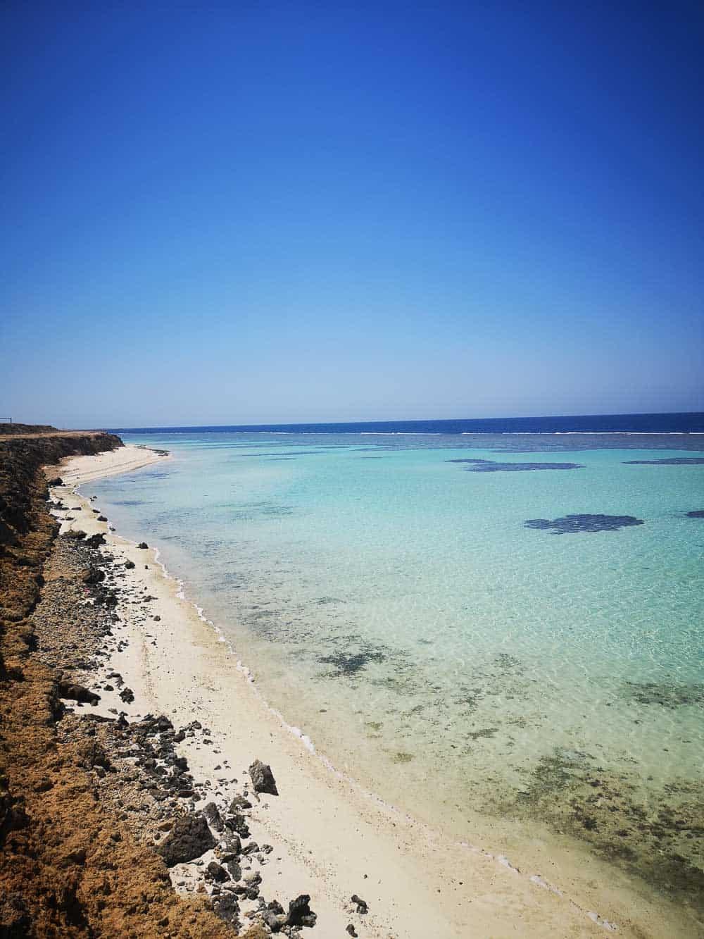 Ar Rayis (Red Sea) saudi arabia beache