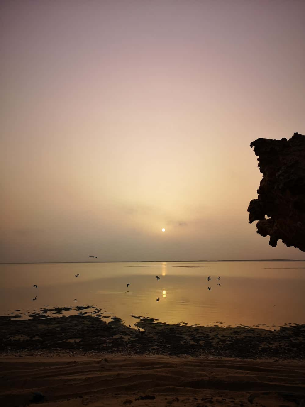 Farasan Islands sunset