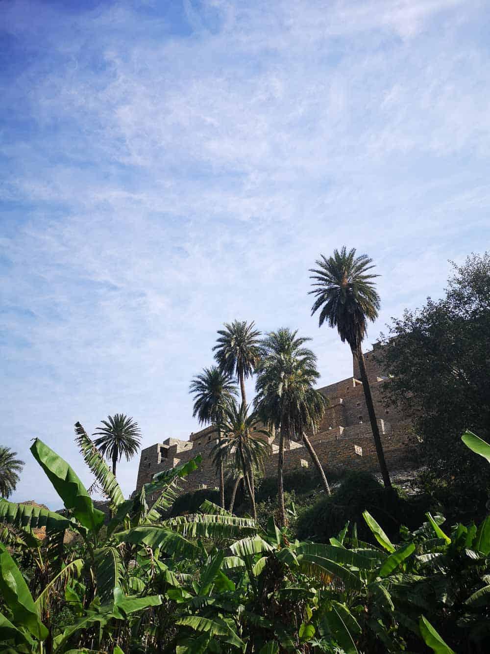 Ain Ancient Village saudi arabia
