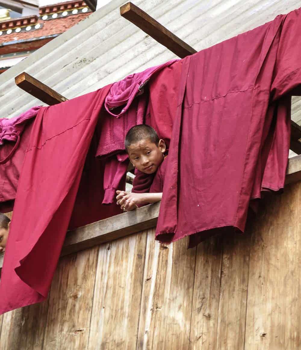 monk india