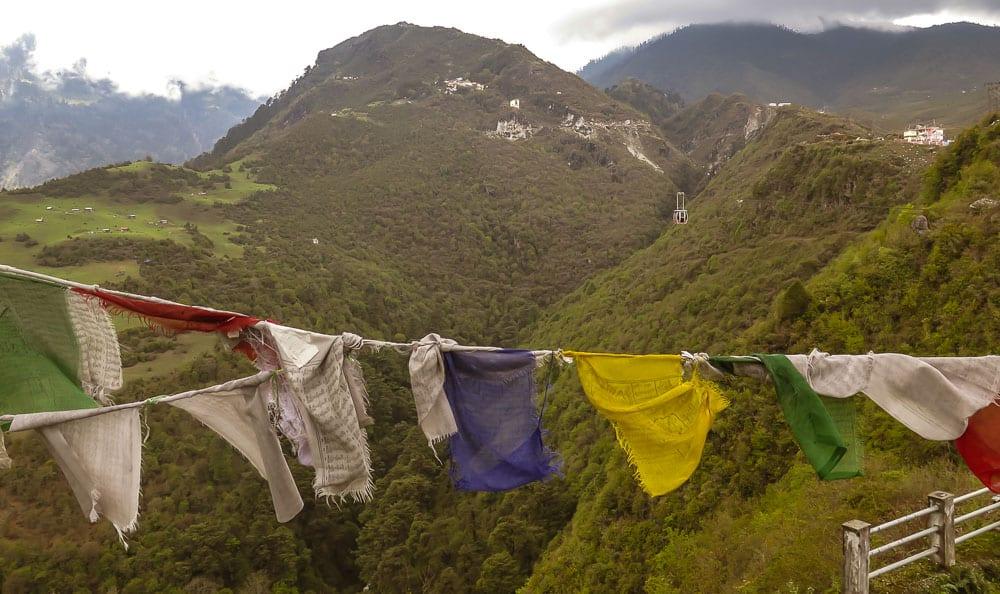 Arunachal pradesh landscape