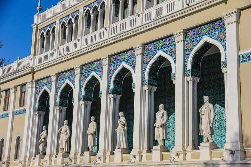 Nizami Museum of Azerbaijan Literature