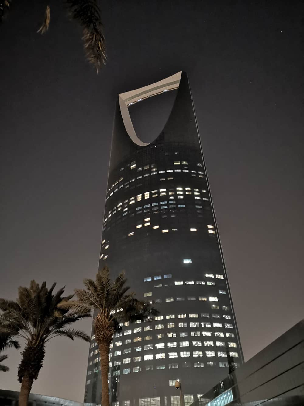 Kingdom Tower Riyadh saudi arabia