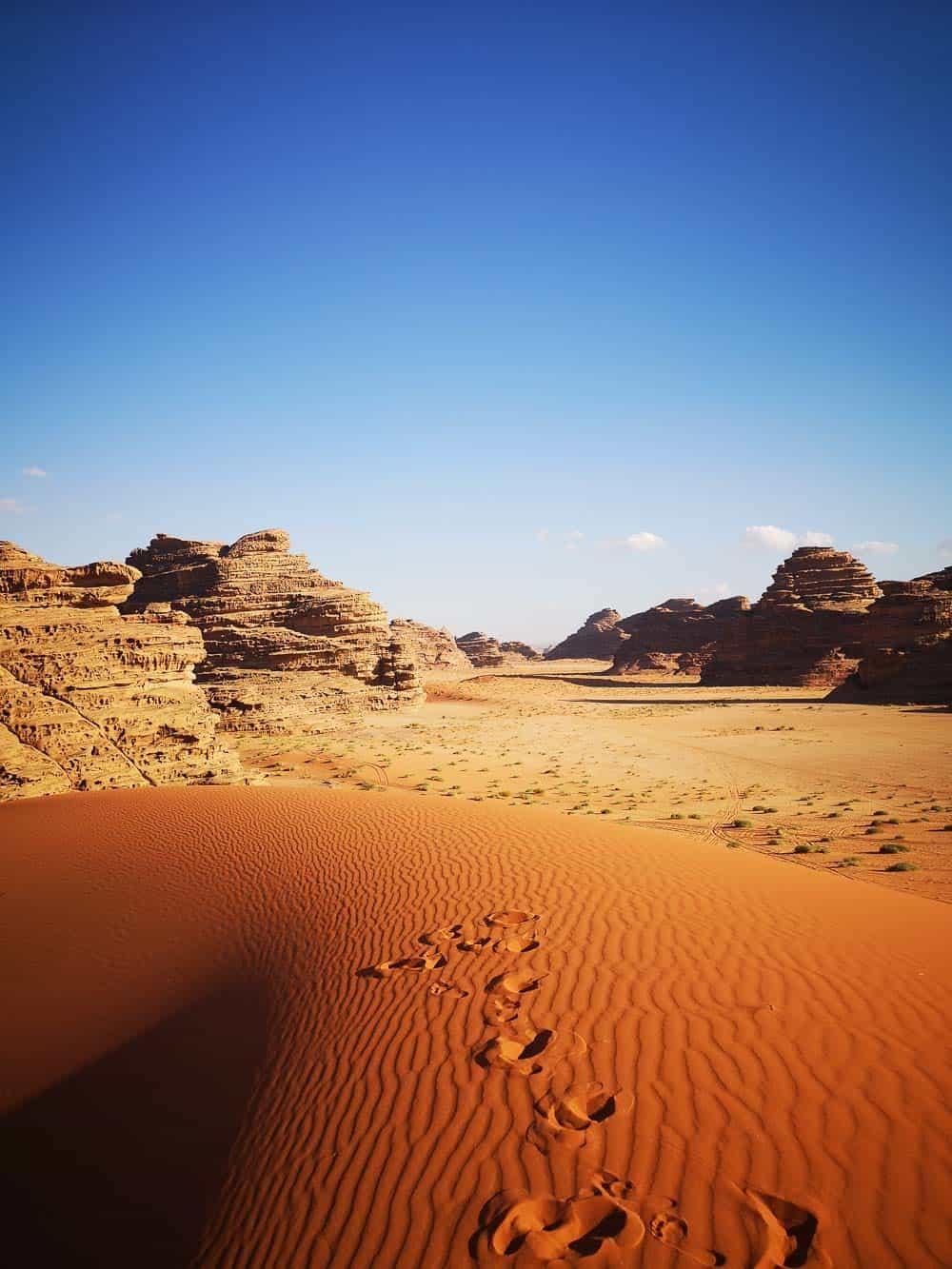 MAHAJAH DESERT saudi arabia
