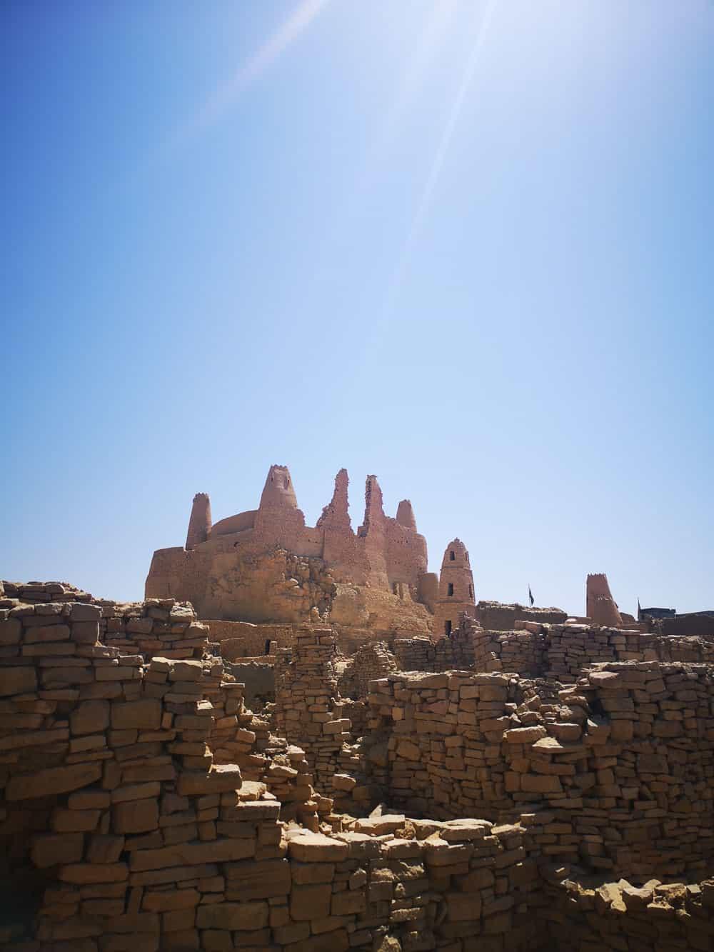 Marid Castle saudi arabia