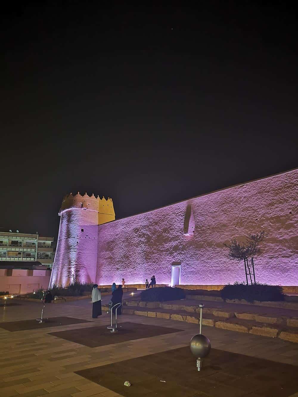 Masmak Fort saudi arabia