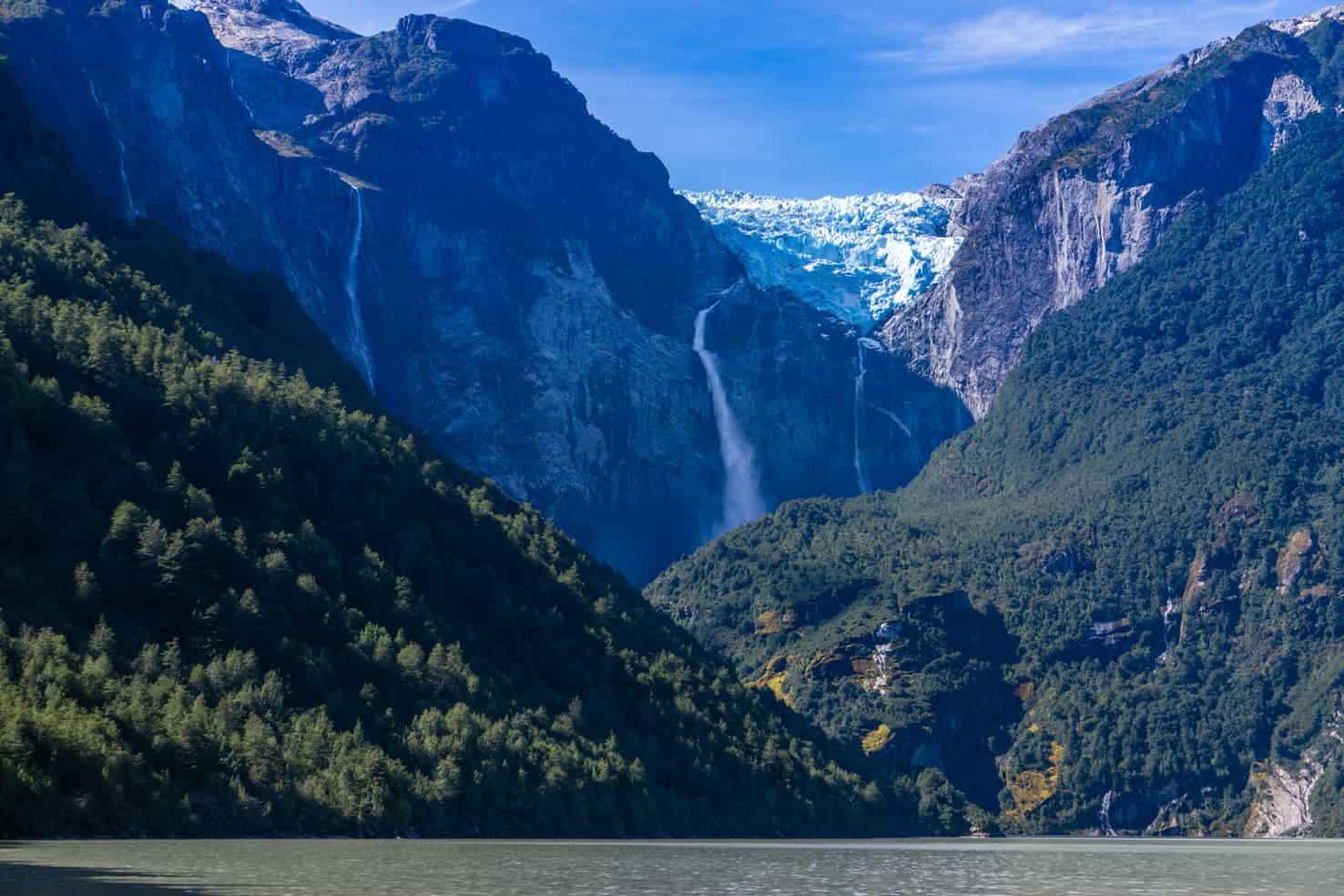 Queulat National Park Chile