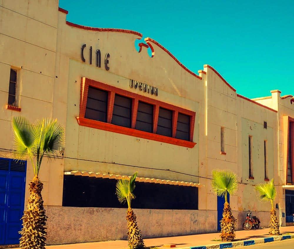 Sidi-Ifni-Art-Deco Morocco