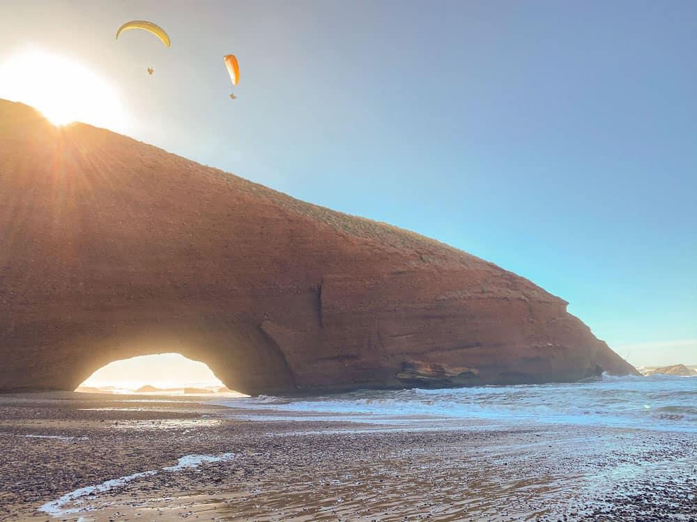 Sidi Ifni - Legzira Beach