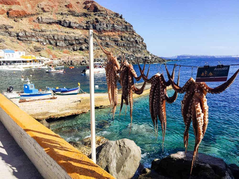 Santorini SEA FOOD