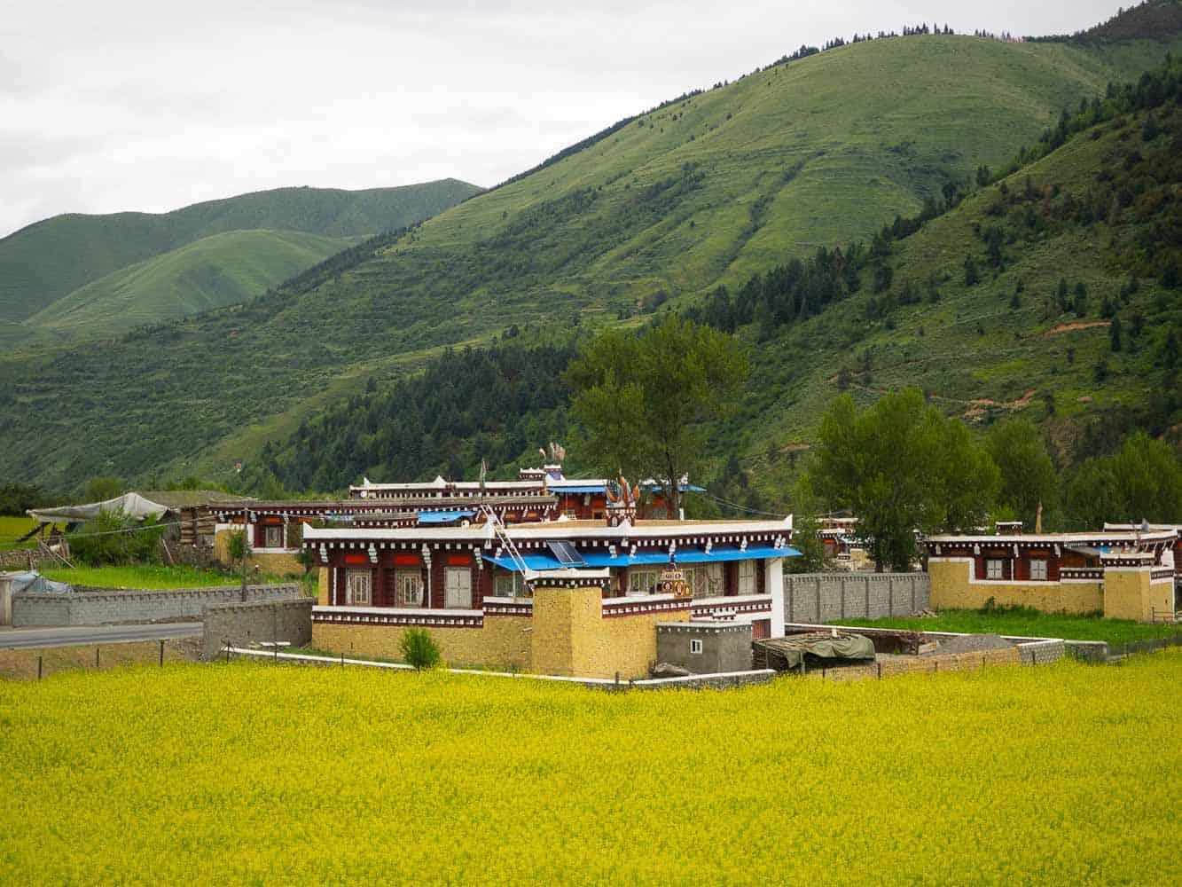 house sichuan