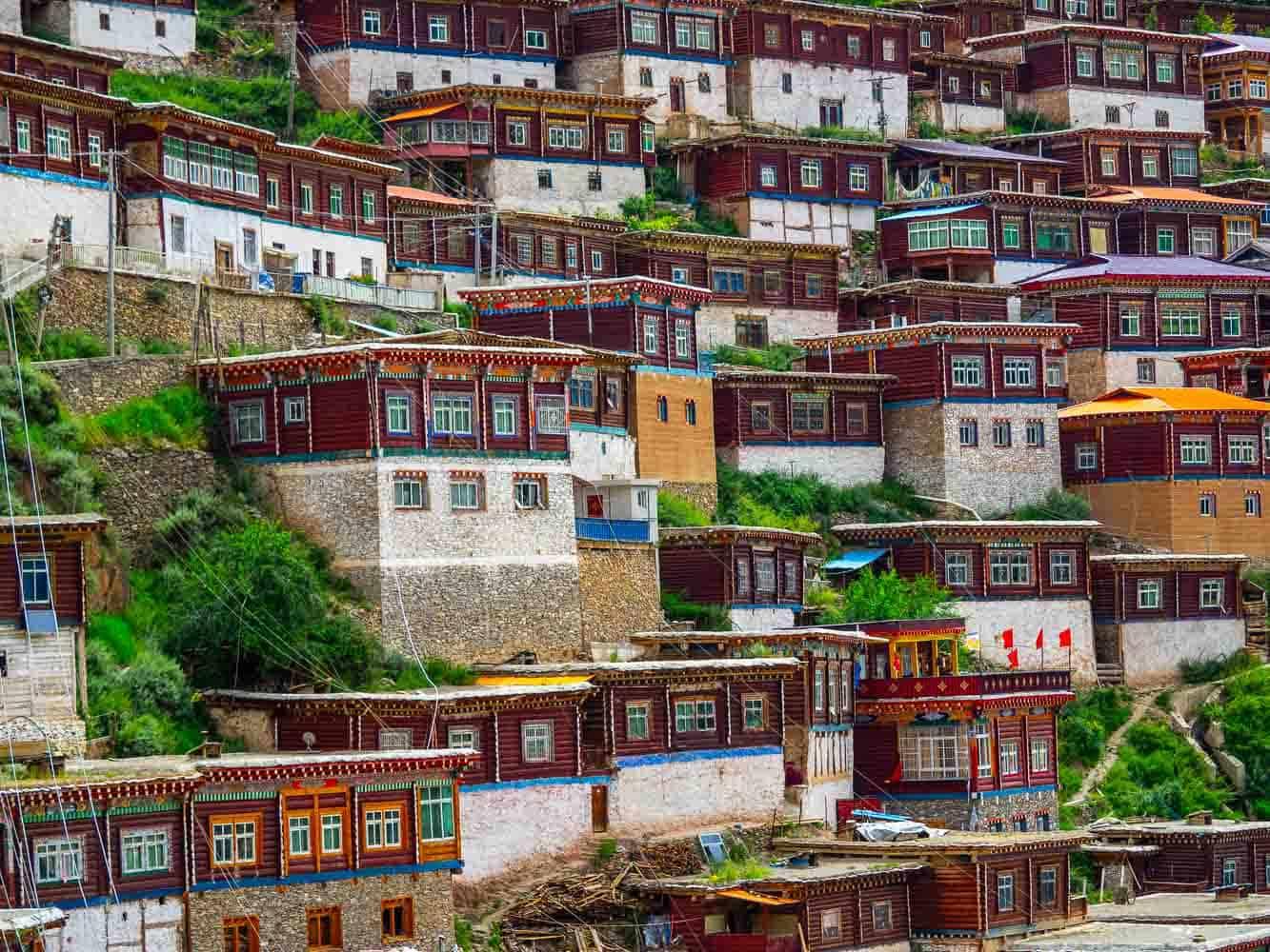 Palyul Monastery sichuan china