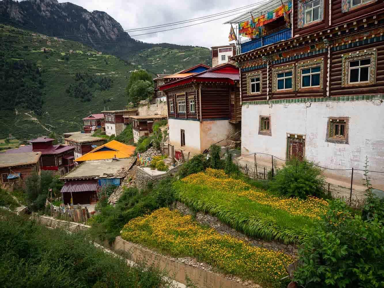 Palyul Monastery sichuan