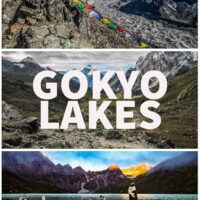 A complete hiking guide to Gokyo Lakes in Nepal a perfect trek on the way to mount everest