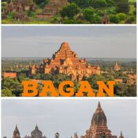 Travel guide to Bagan a must visit place in myanmar bruma and in the south east asia
